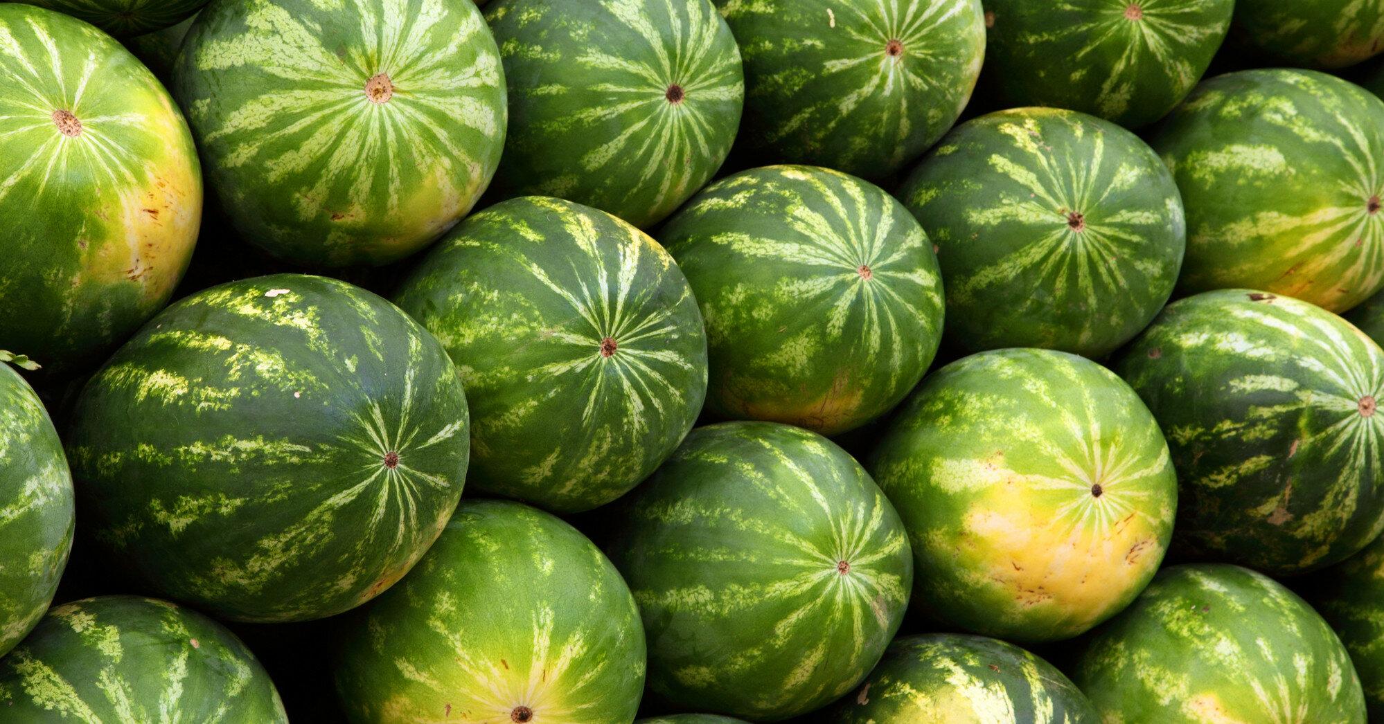 Ціни на кавуни та овочі нового врожаю: озвучено прогноз