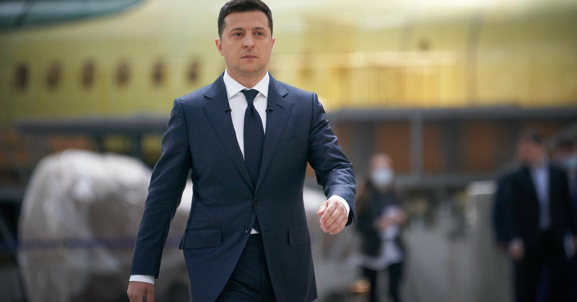 """Зеленский обсудит с Меркель """"Северный поток-2"""""""