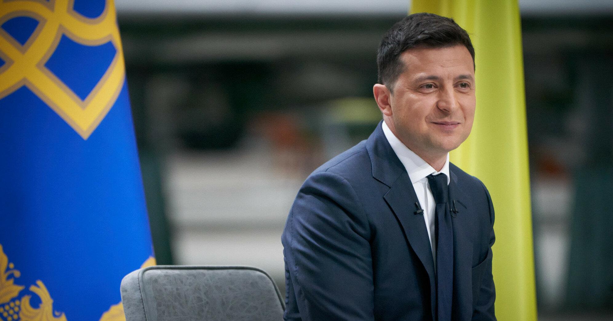Зеленский отправится с визитом в Литву