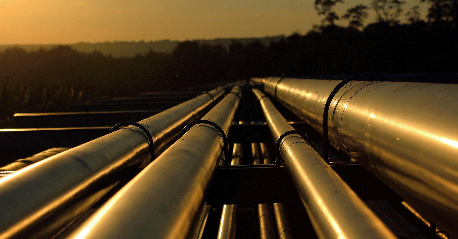 Украина за месяц нарастила импорт газа в 11 раз