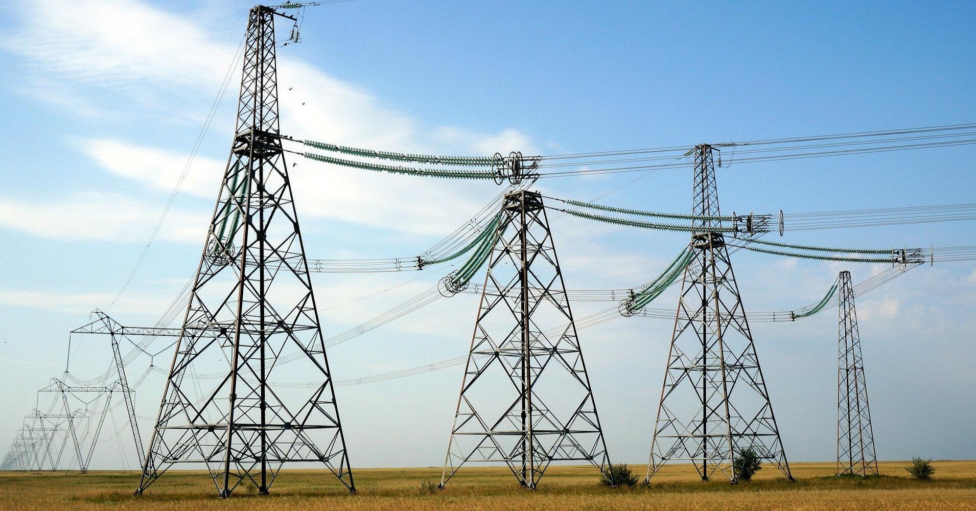 Выручка от экспорта электроэнергии упала на 41%