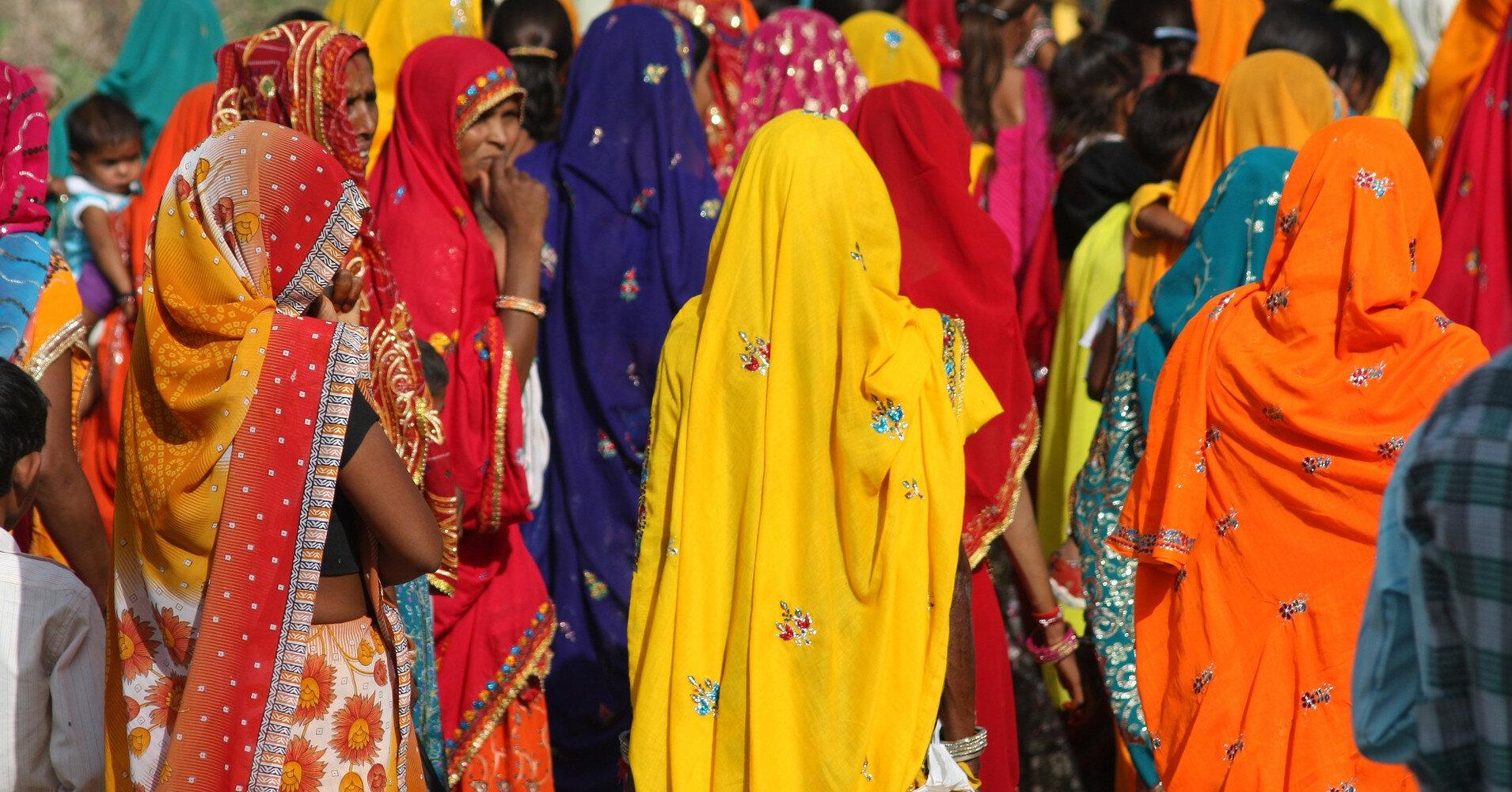 В Индии устроили масштабную распродажу женщин
