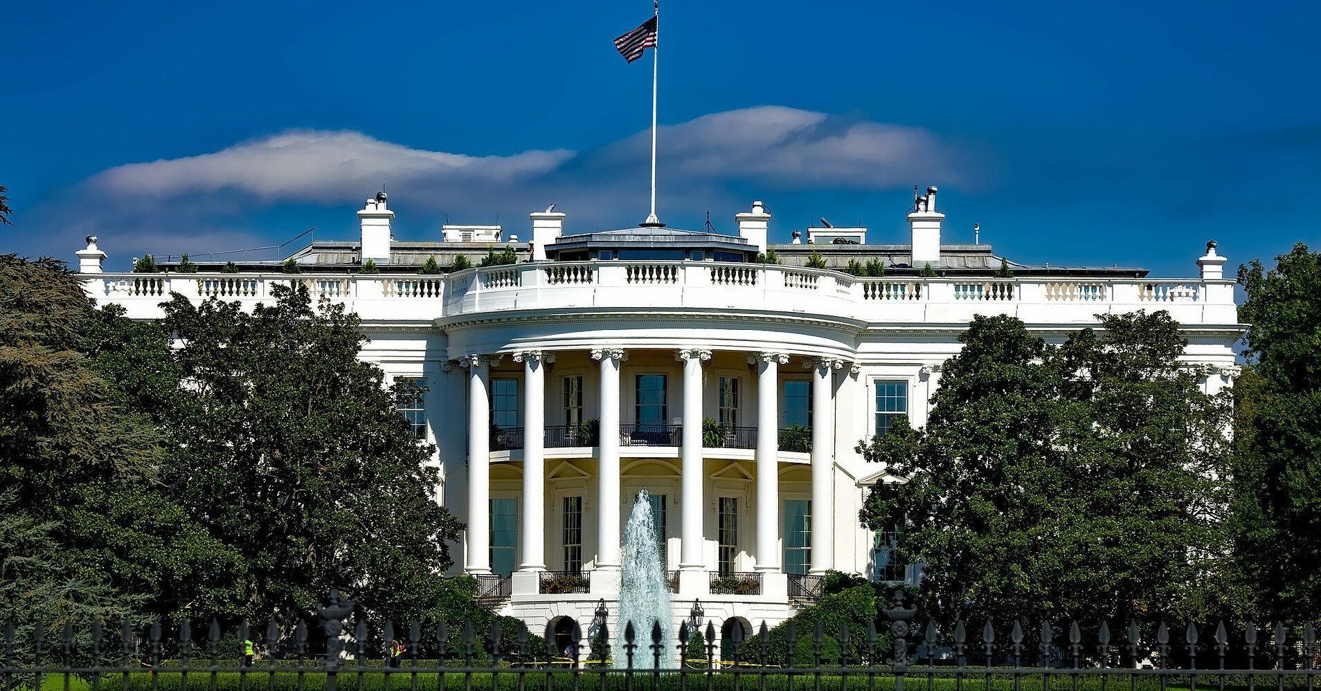 В США обнародовали зарплаты сотрудников Белого дома