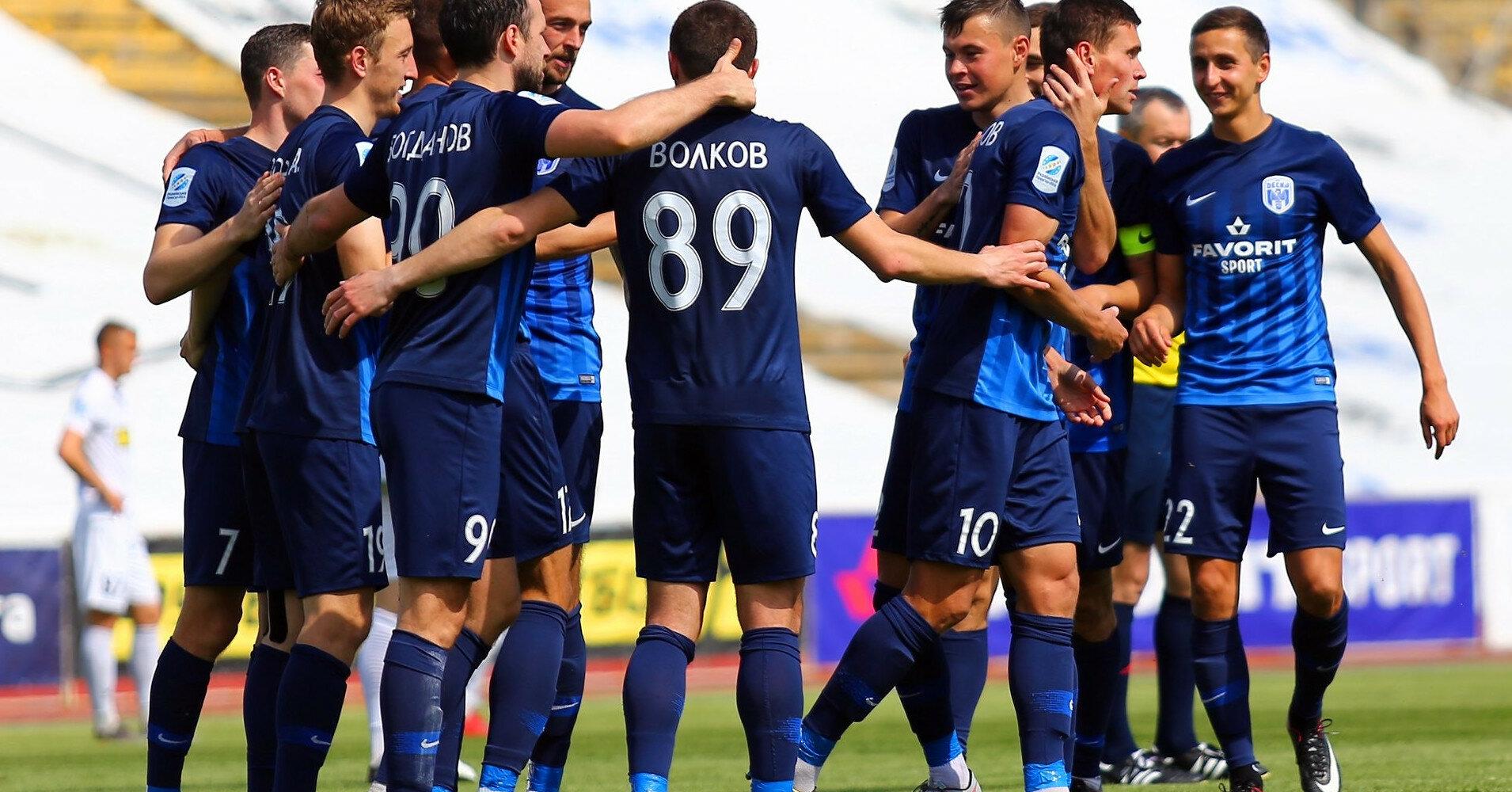 Олимпик будет жить: клуб с новым президентом будет выступать в Первой лиге