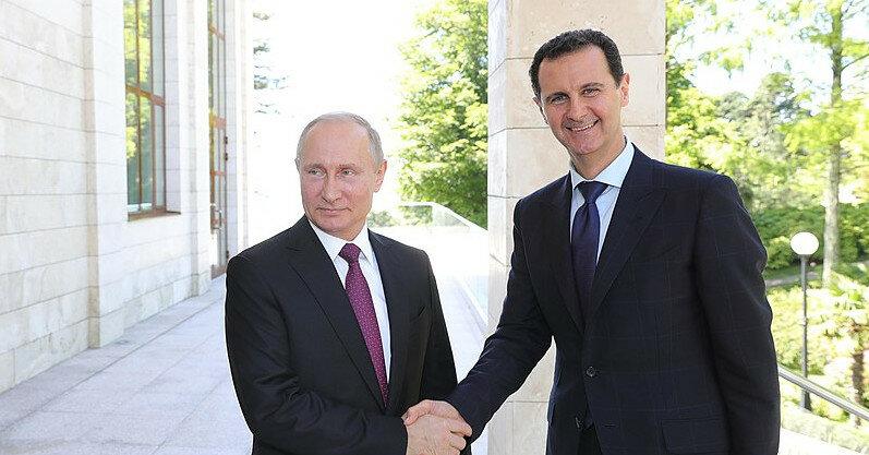 Асад четвертий раз став президентом Сирії