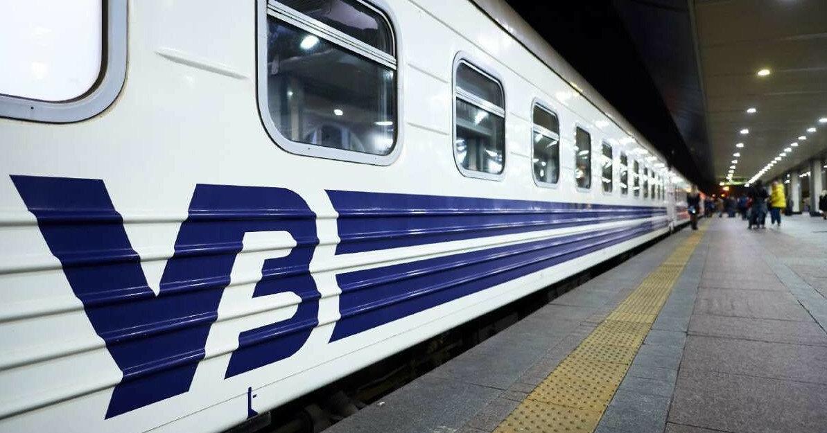 Из-за непогоды задерживается ряд поездов Укрзализныци