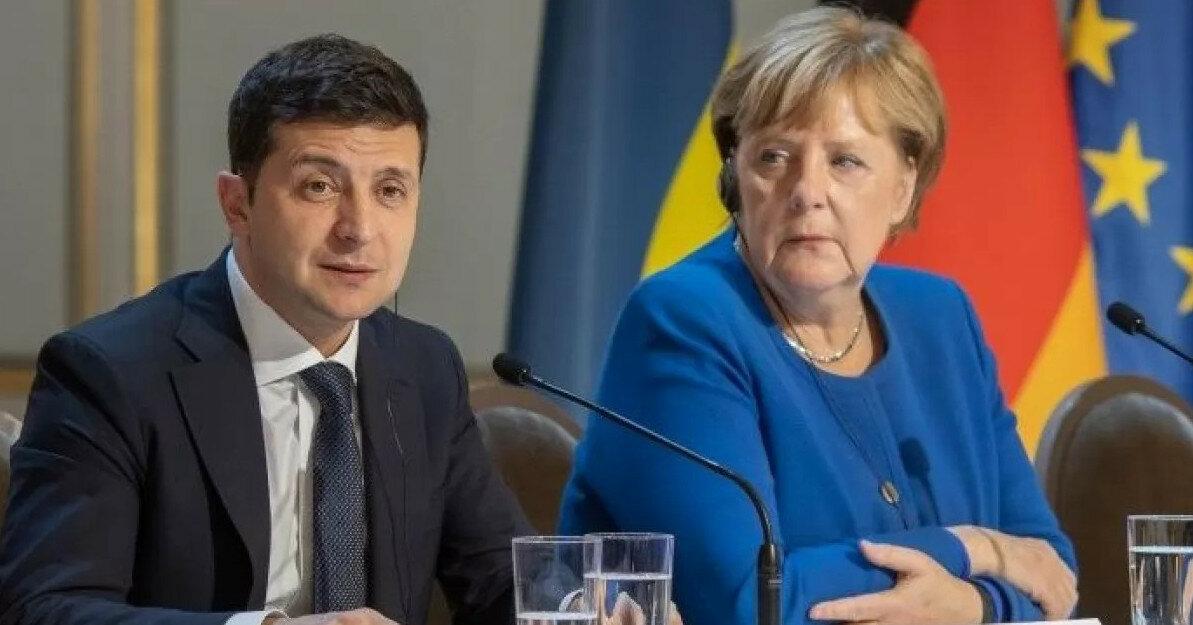 Кулеба назвав головні питання зустрічі Зеленського і Меркель