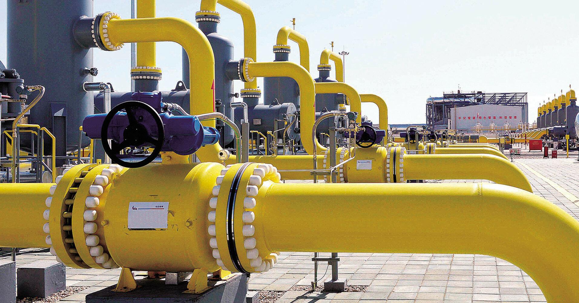 В Европе газ подорожал до исторического максимума