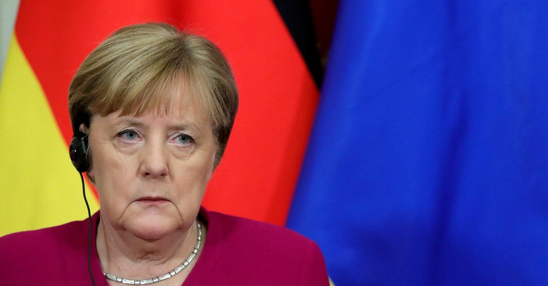 Социал-демократы догнали блок Меркель