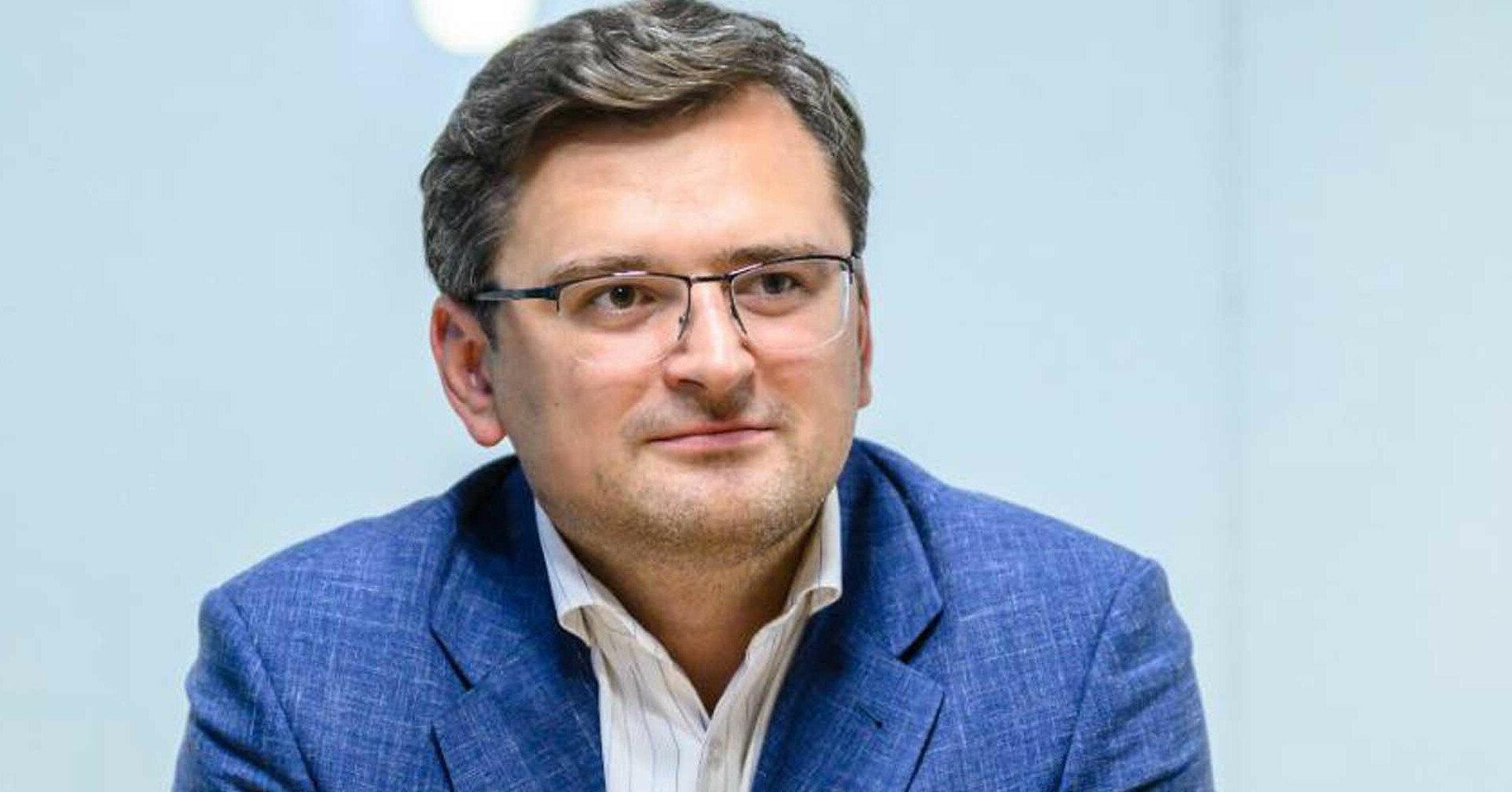 Кулеба назвал тематические панели Крымской платформы