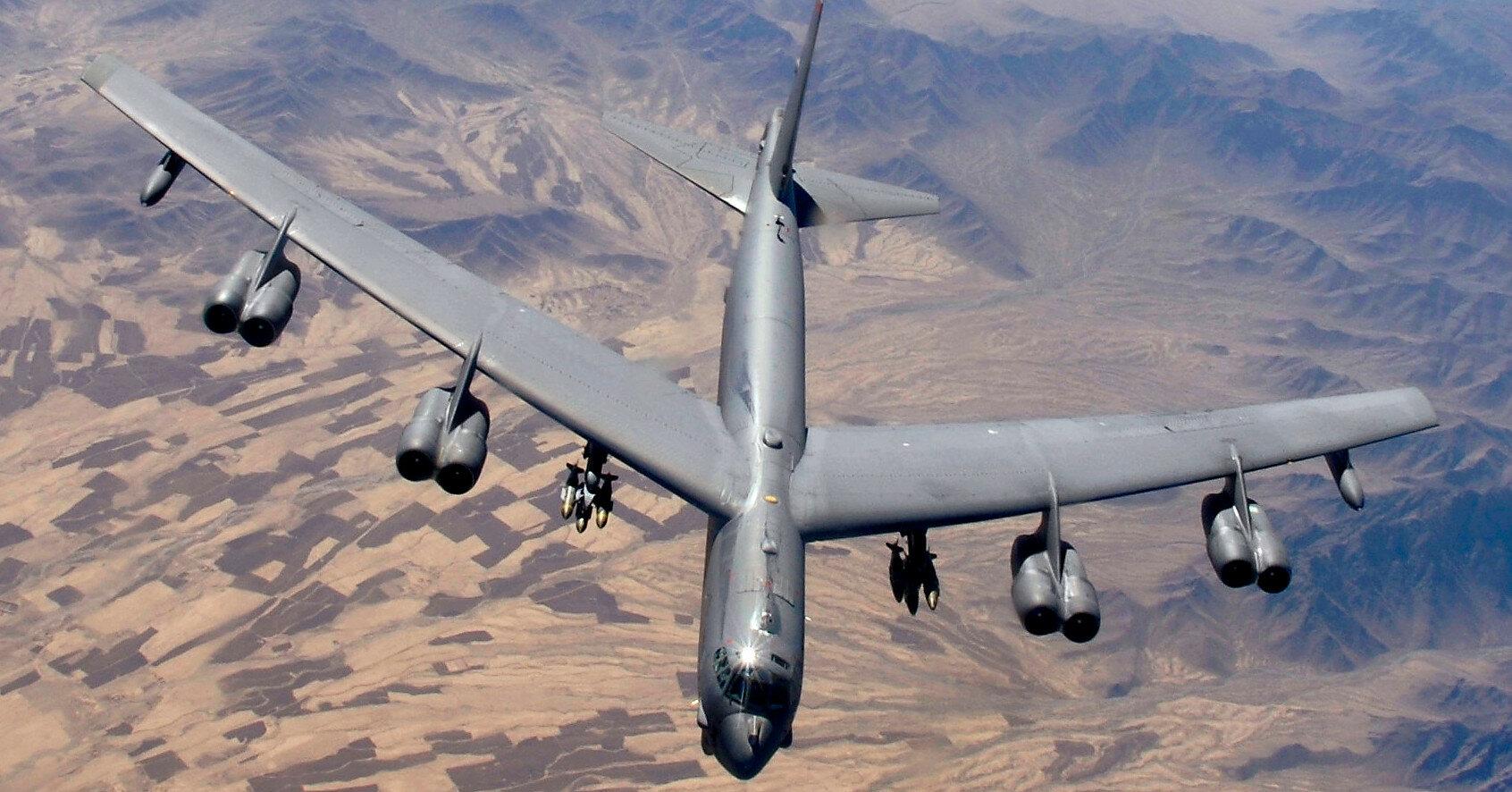 США направили в Афганистан бомбардировщики для борьбы с талибами