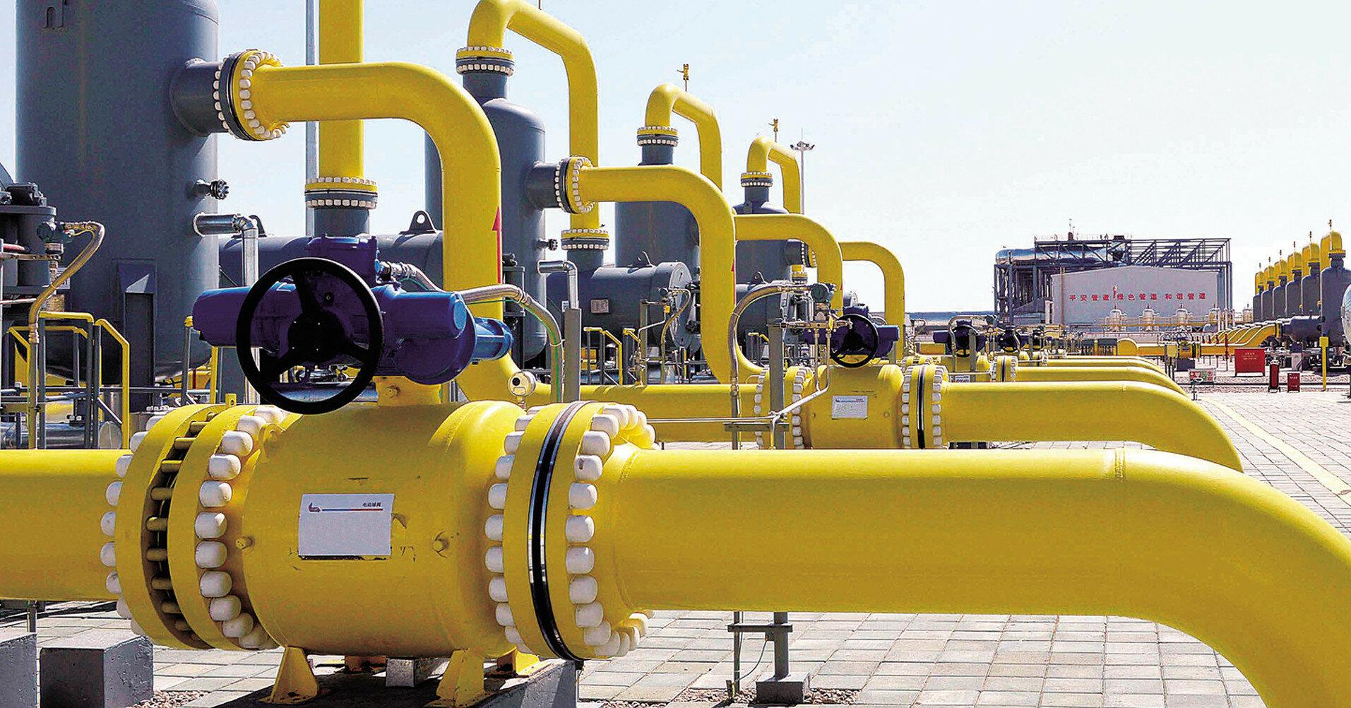 Газпром частично восстановил поставки газа в ЕС после аварии