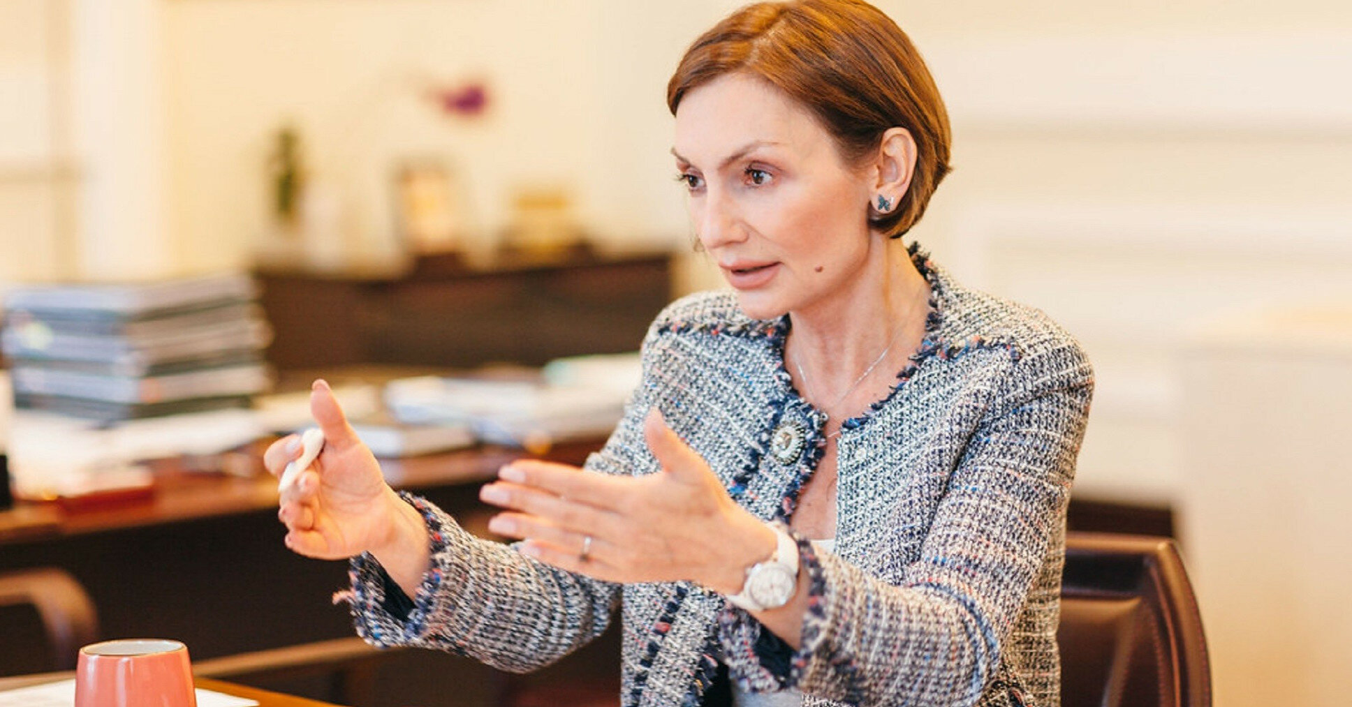 Рожкова опровергла проигрыш по делу о выговоре