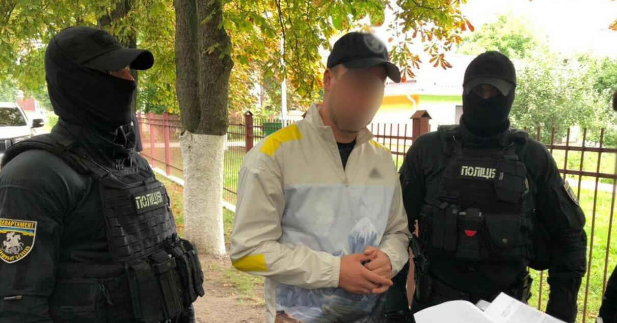"""В Киеве полицейские похитили мужчину, чтобы """"заработать"""" $10 тысяч"""