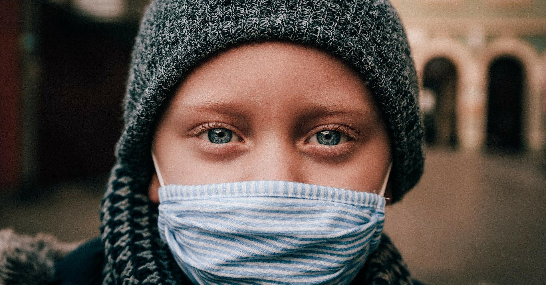 В Украине возможна вспышка коронавируса среди детей