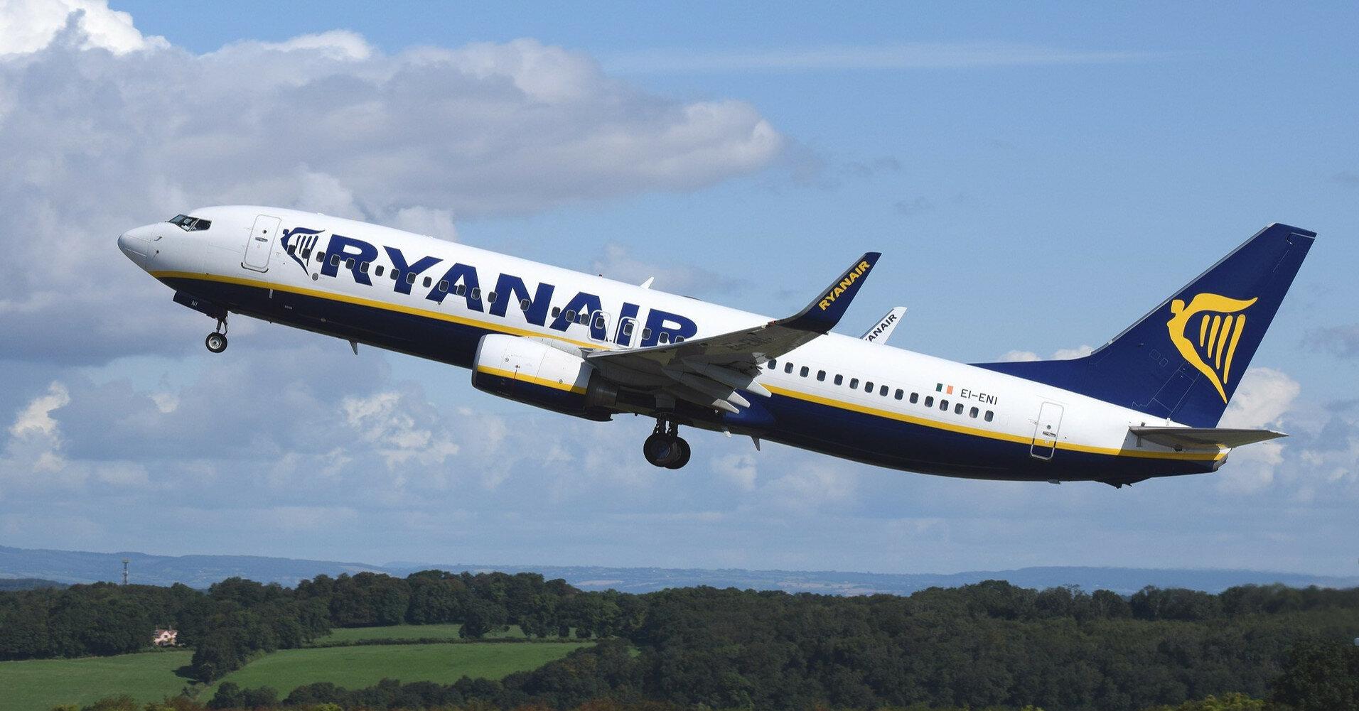 Пилот Ryanair отказался брать пассажиров на борт