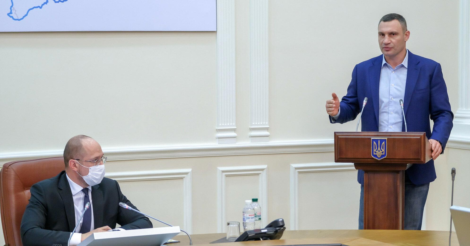 Отставка Кличко: кого могут назначить главой КГГА