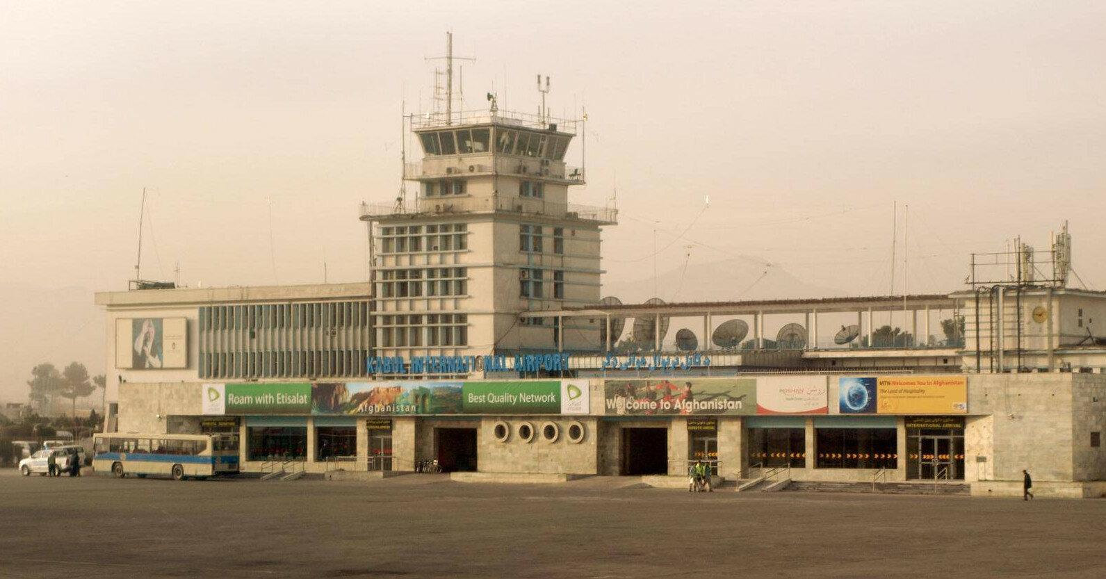 У аэропорта Кабула прогремел взрыв (Обновлено)