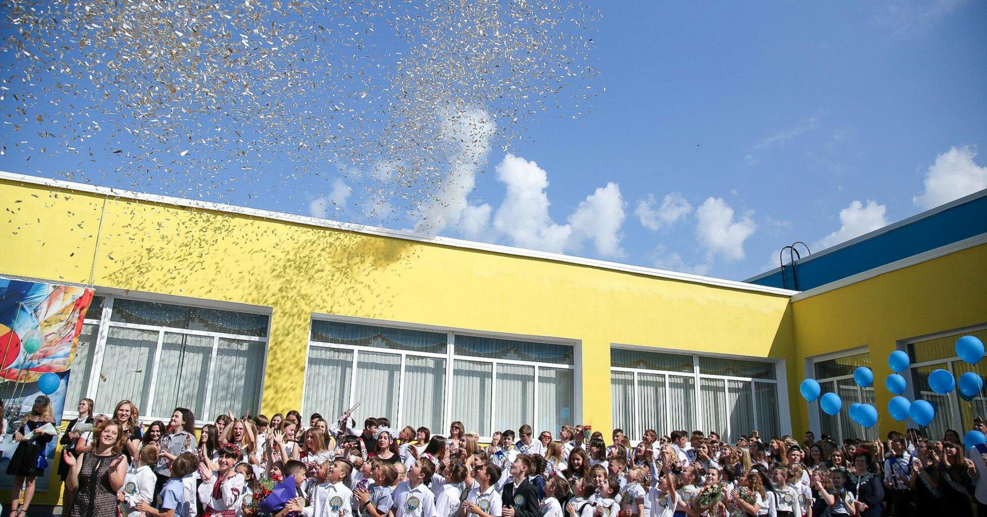 В Чернигове школы призвали воздержаться от проведения линеек 1 сентября