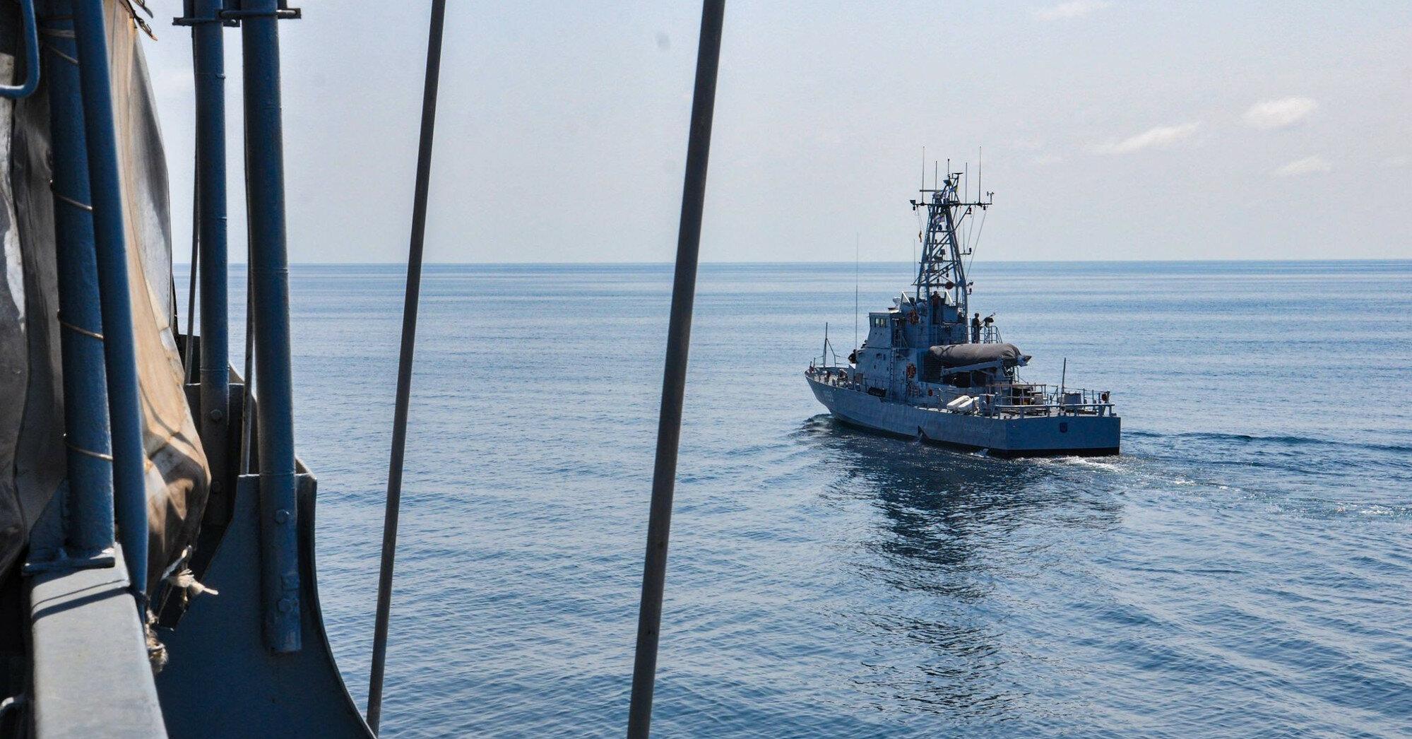 РФ заявила о превращении Черного моря в зону военного противостояния