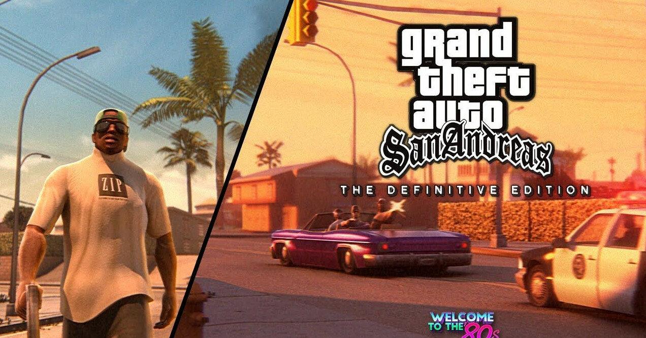 Rockstar перевыпустит культовые части GTA