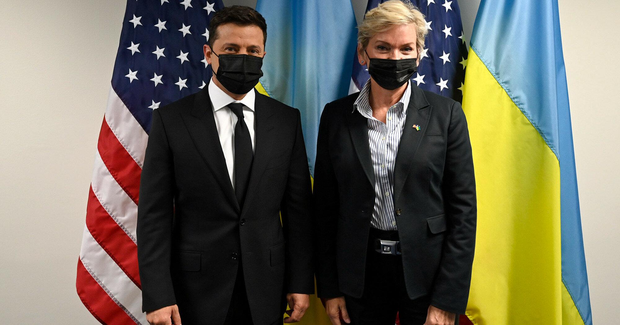 Зеленский рассказал в США о грязном российском газе