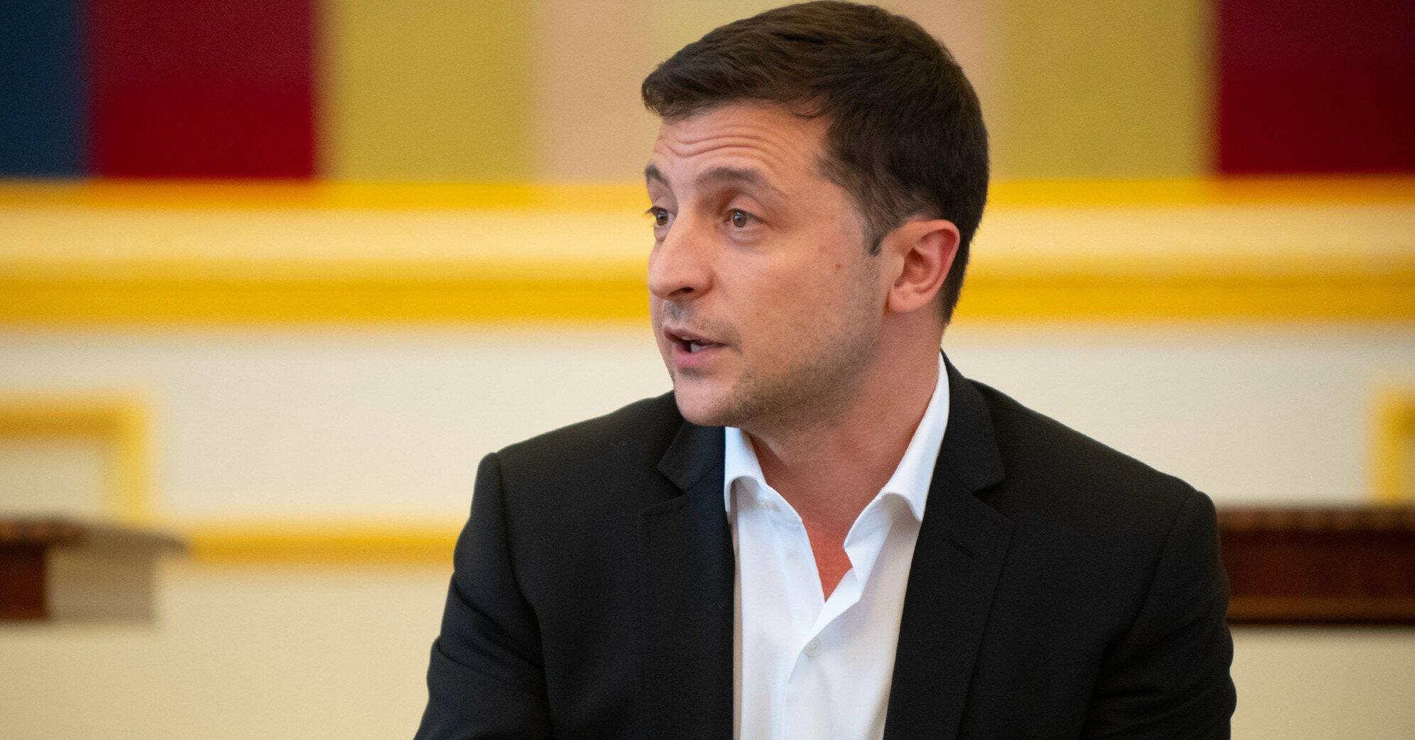 Зеленский сообщил об очищении правоохранительной системы