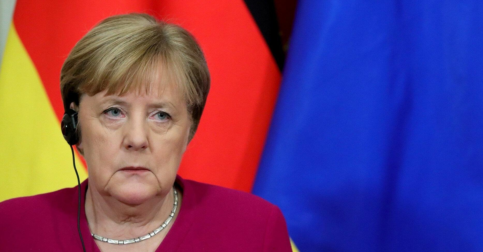 Участие Меркель в Крымской платформе под вопросом - ОП