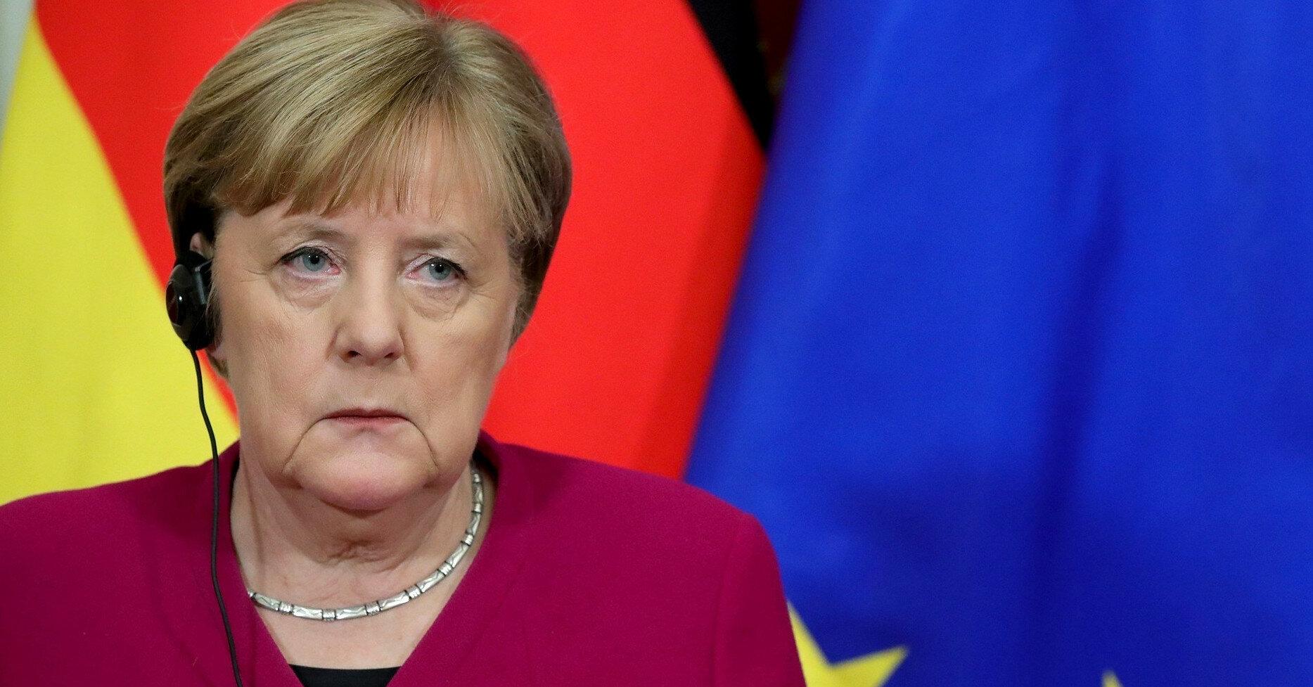 Путин не сделал Меркель прощального подарка