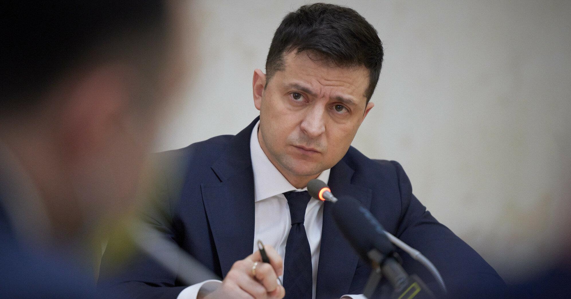 Зеленский выразил соболезнования в связи с гибелью мэра Кривого Рога