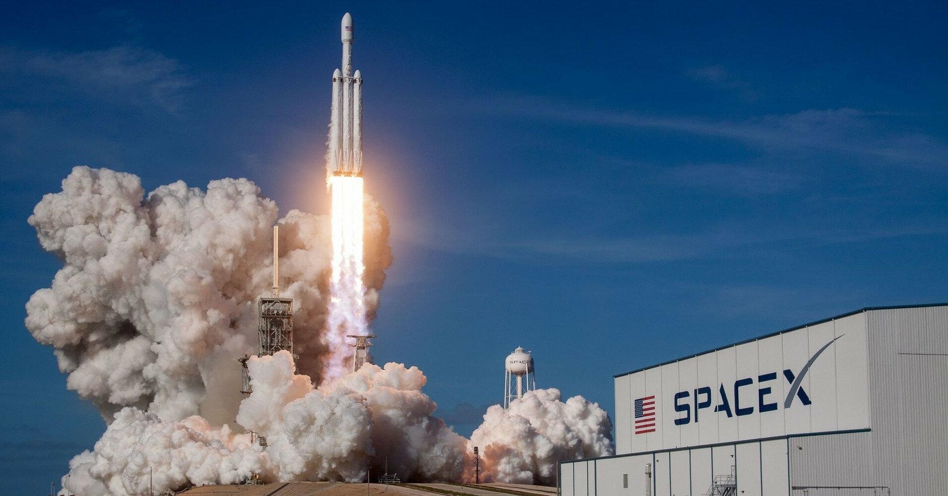 SpaceX собрала сверхтяжелую ракету Super Heavy