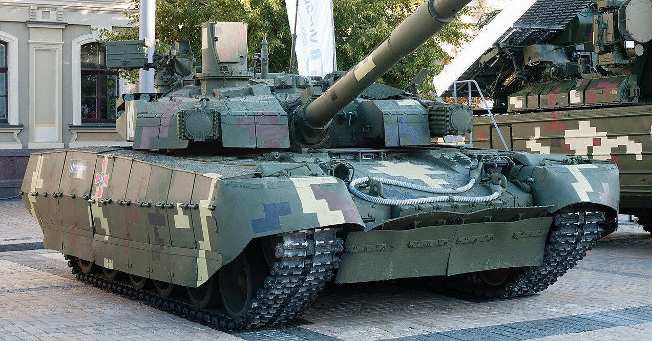 В Харькове закончили изготовление танка Оплот