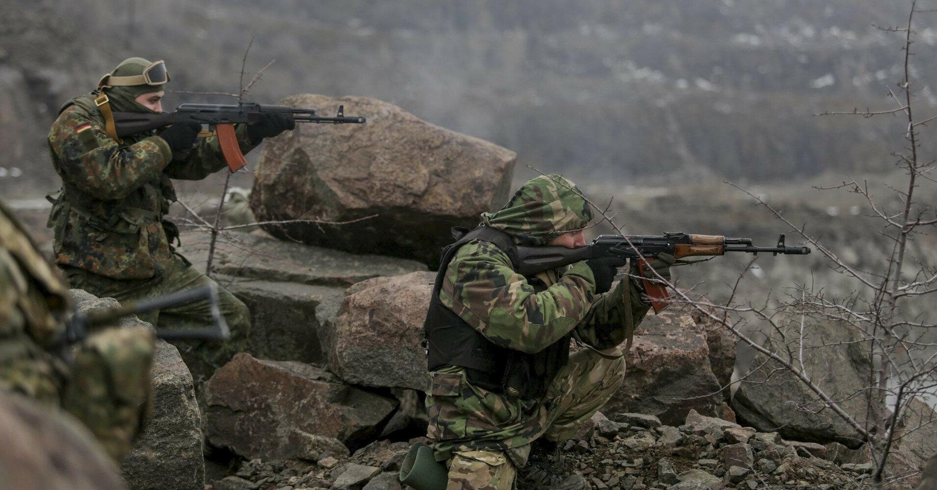 """В СБУ и Нацполиции создадут """"департаменты войны"""""""