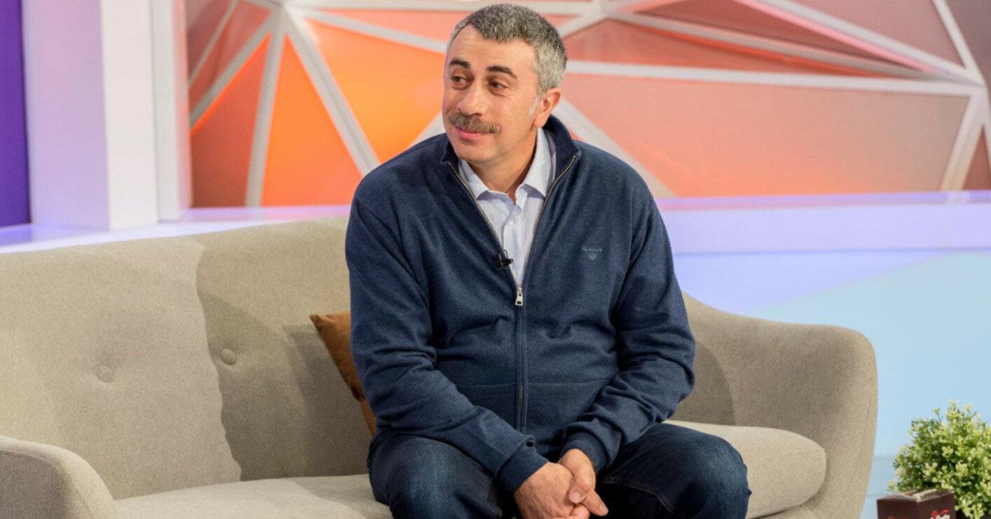 """Доктор Комаровский возмутился """"языковым вопросом"""" в Украине"""
