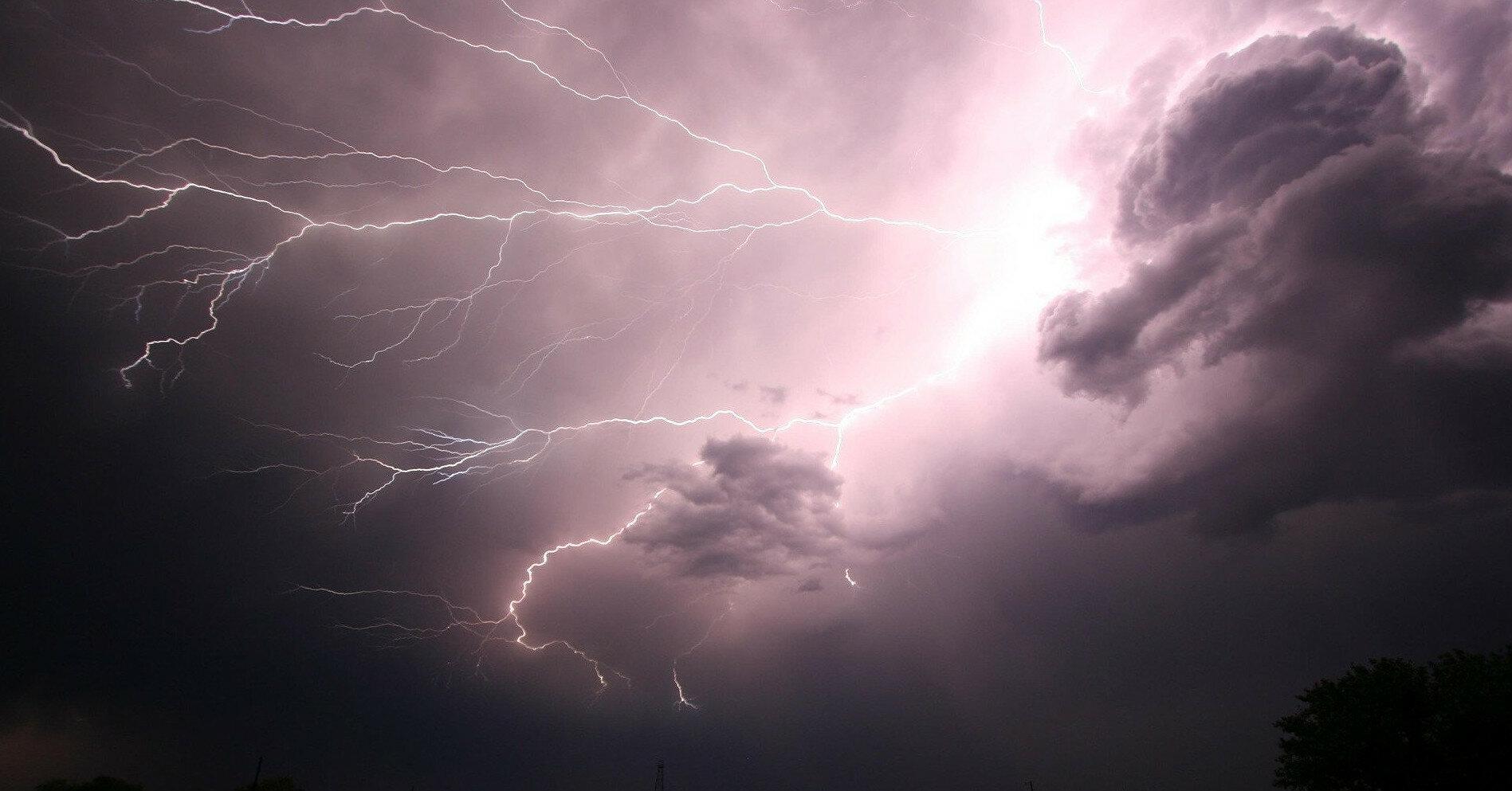 В Украине непогода обесточила 55 населенных пунктов