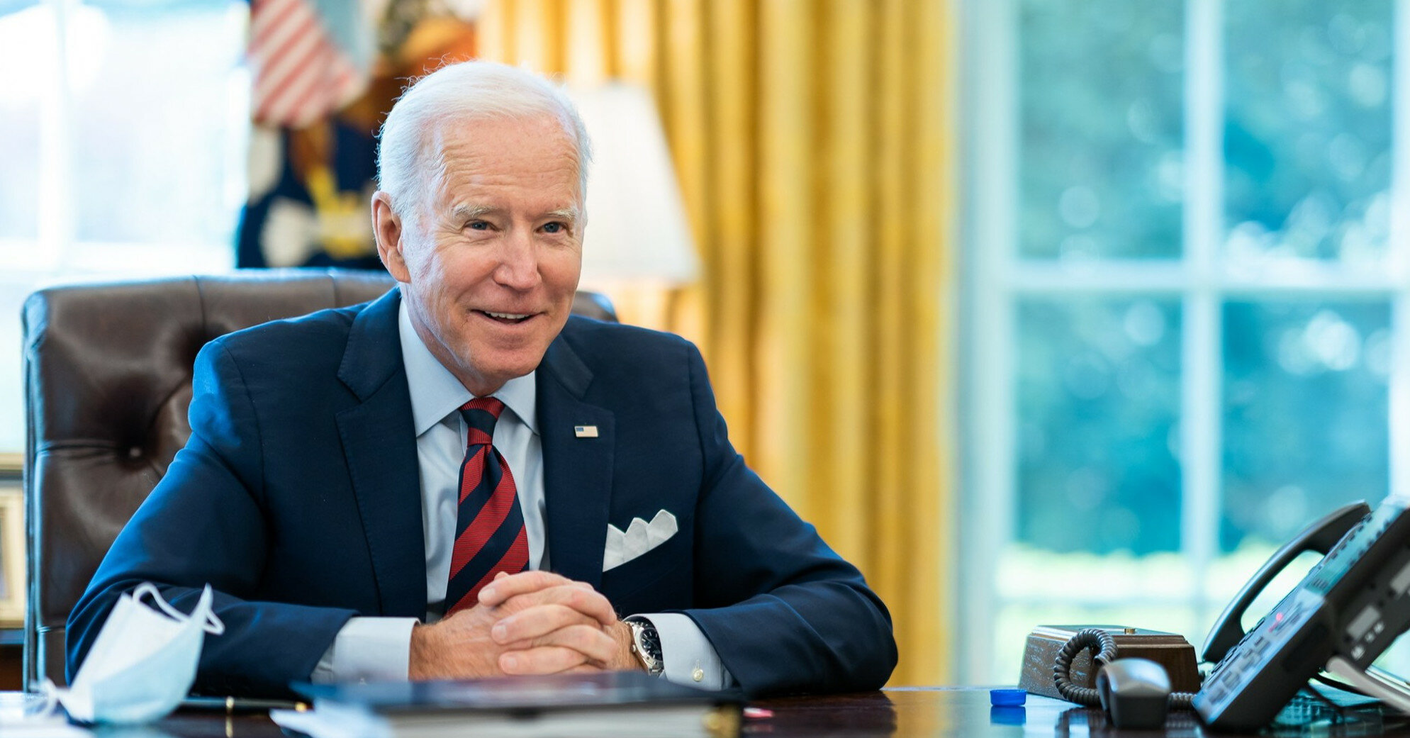 Разведка США предупредила Байдена о попытках РФ повлиять на выборы