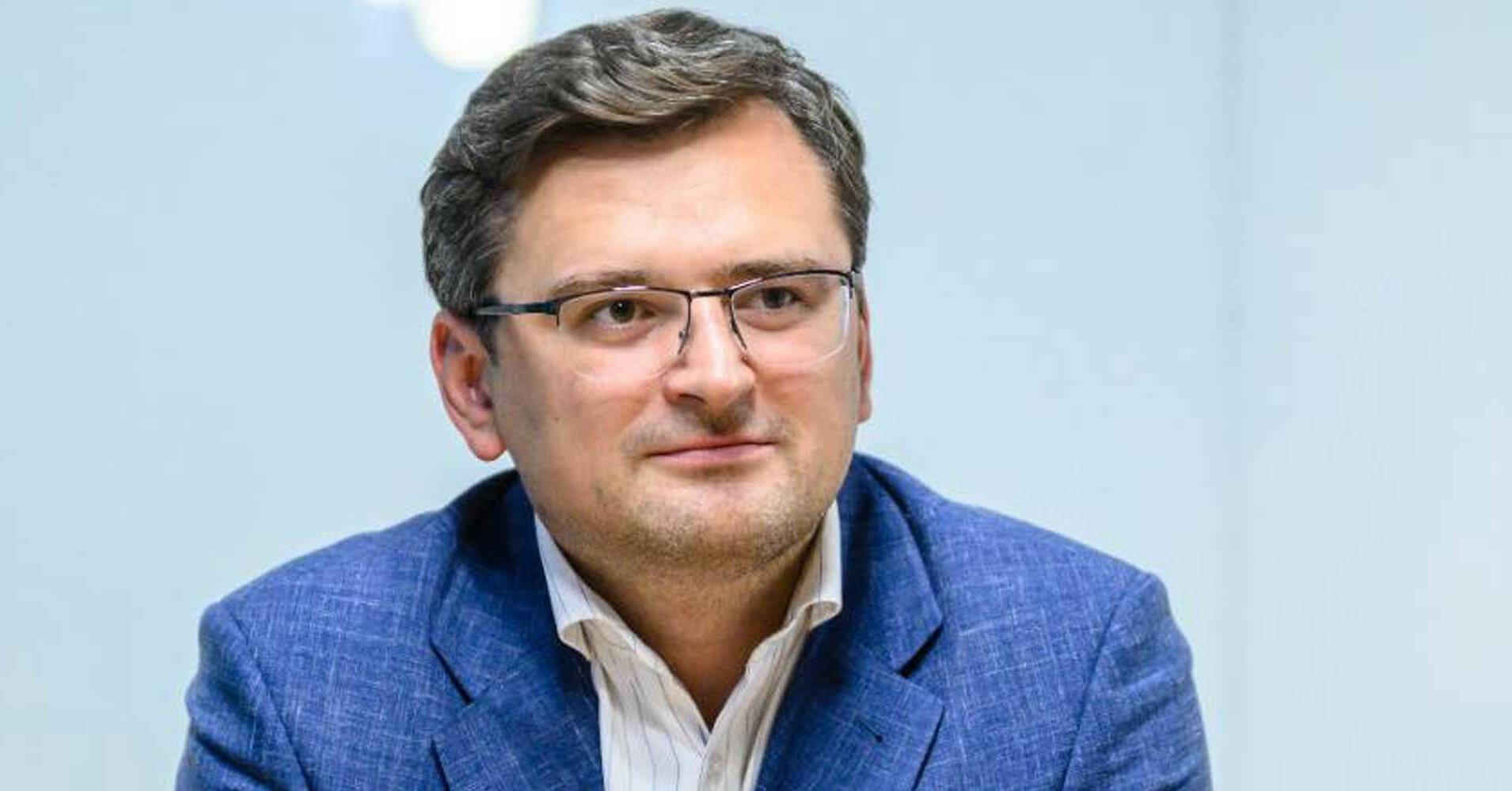 """Вступление в ЕС и НАТО: Кулеба призвал определить """"дорожную карту"""""""