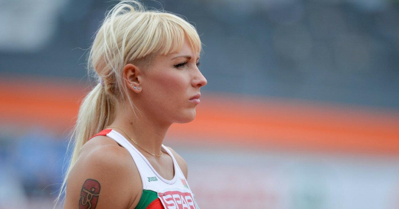 Еще одна спортсменка отказалась возвращаться в Беларусь
