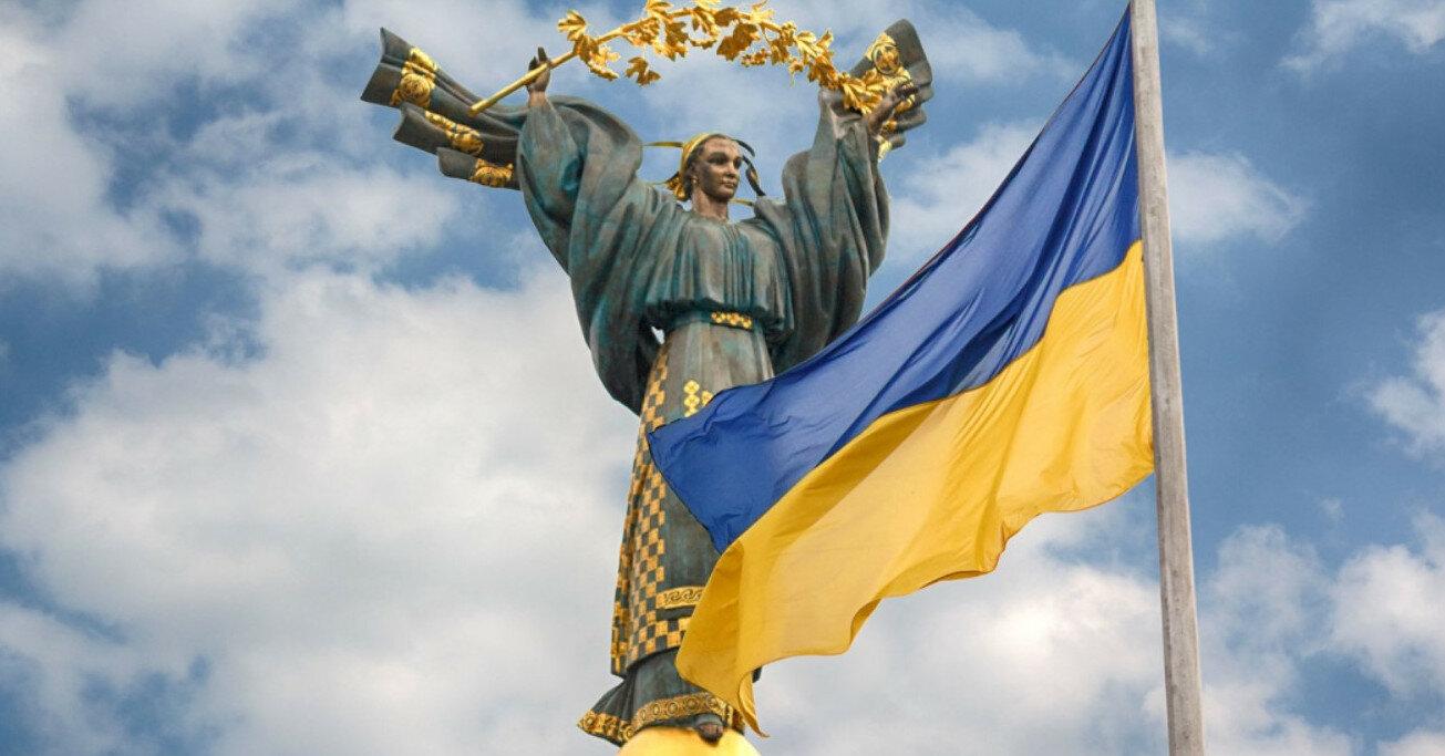 Google посвятила дудл Дню Независимости Украины