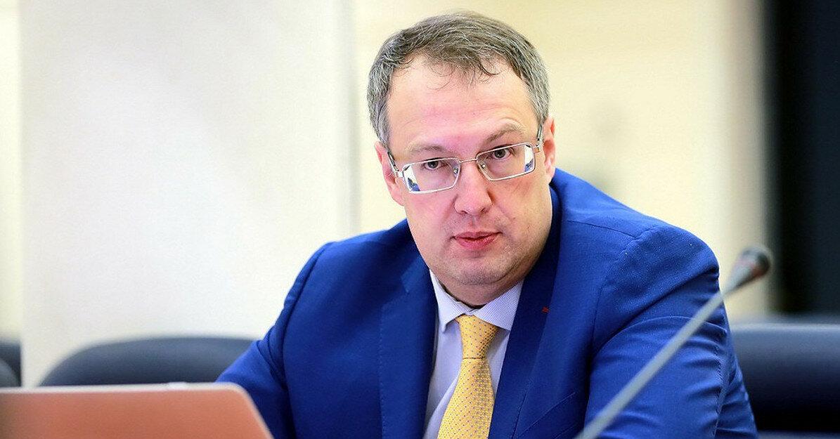 Геращенко уволили с должности замглавы МВД