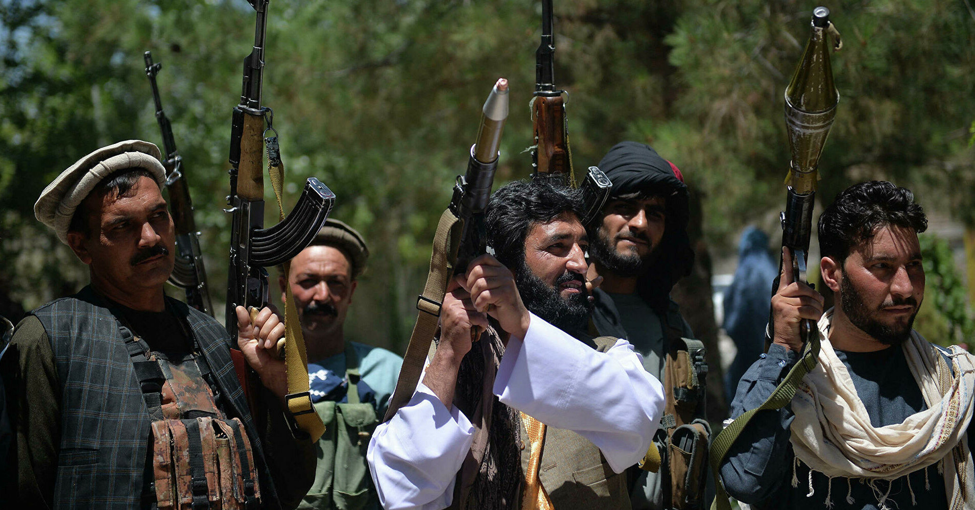 Талибы захватили шестую столицу провинции Афганистана