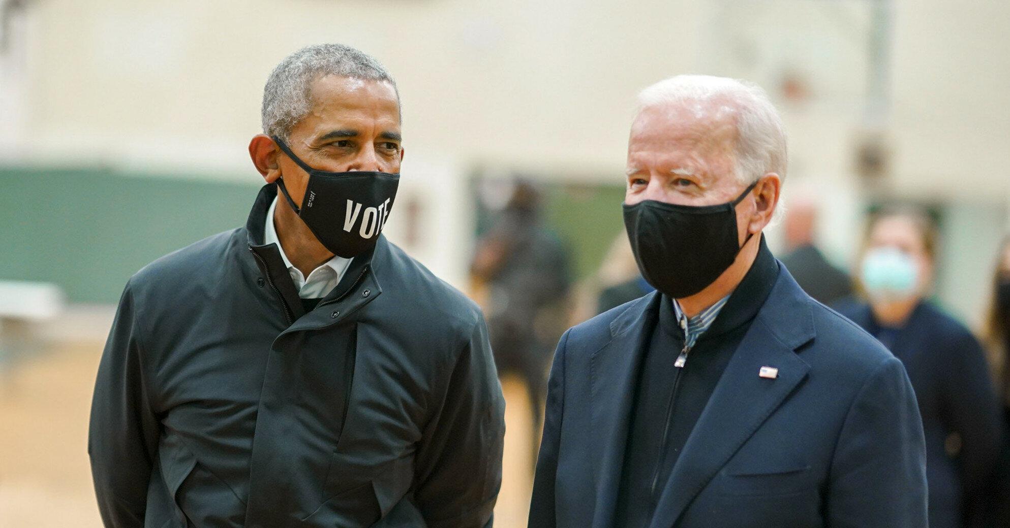 Байден не поедет на празднование юбилея Обамы