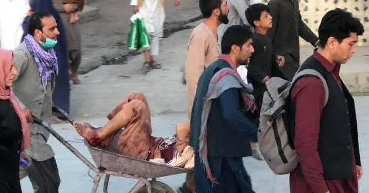 В Кабуле произошел третий взрыв
