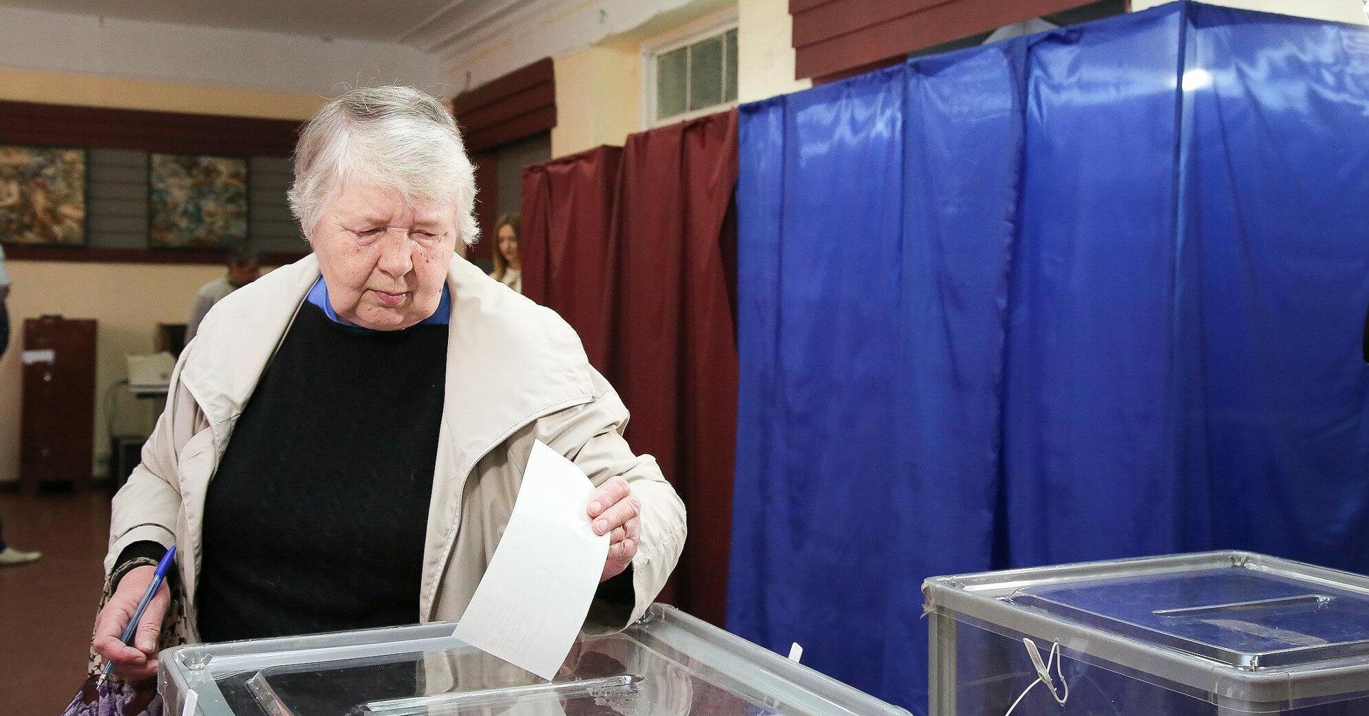 ЦИК заявила о невозможности проведения местных выборов на Донбассе