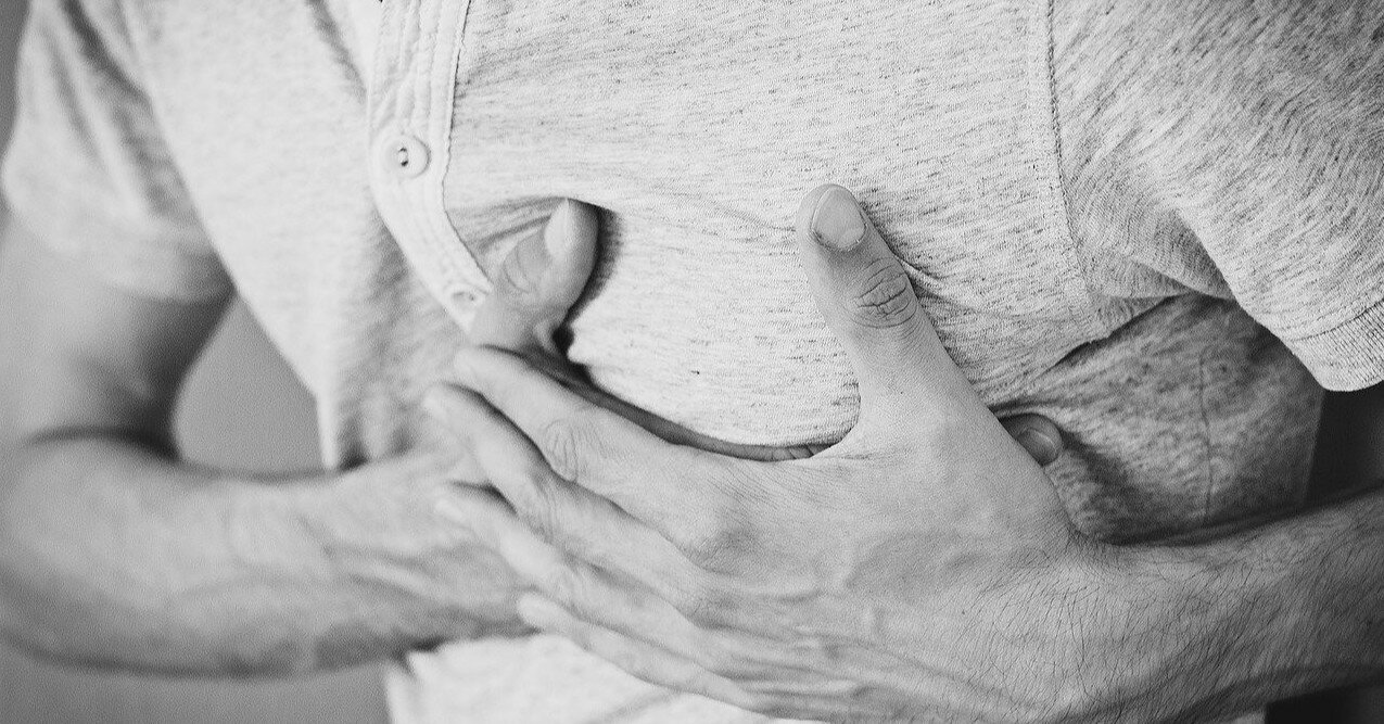 Опасные симптомы болей в области сердца