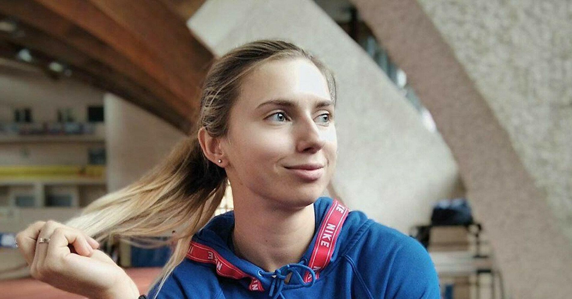Белорусская спортсменка Тимановская прибыла в Вену