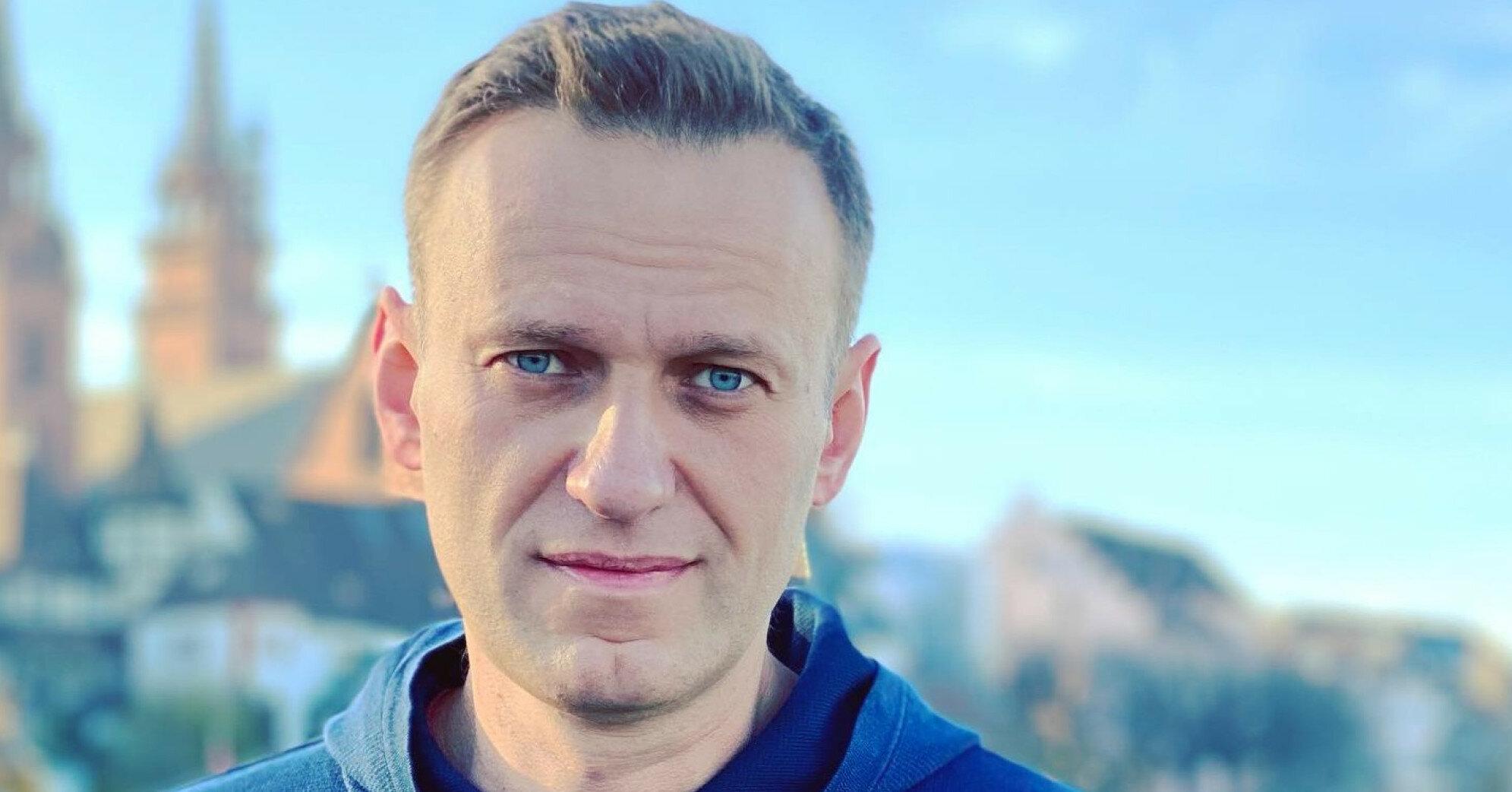 """Россия внесла """"ФБК"""" Навального в список экстремистов"""