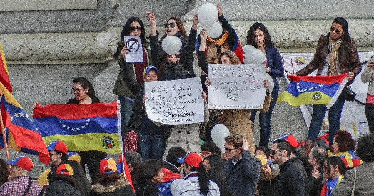 В Венесуэле правительство и оппозиция начнут диалог