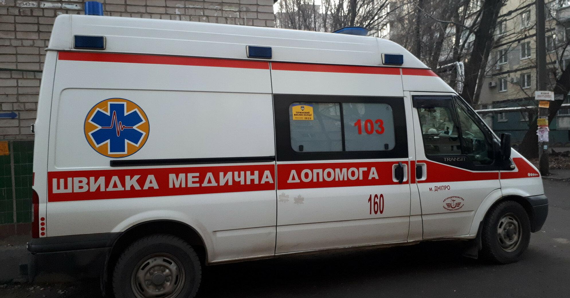 """""""Слуга народа"""" предлагает, чтобы """"скорые"""" сопровождала полиция"""