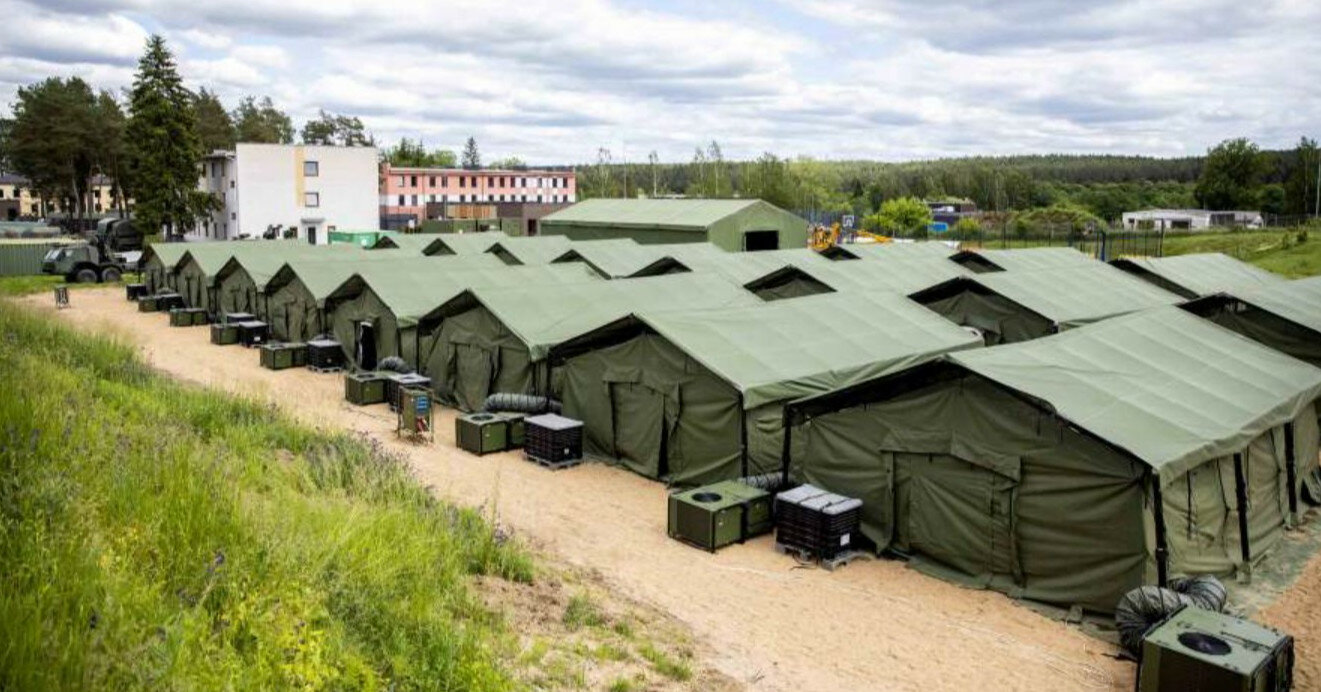 В Литве среди нелегалов обнаружили россиян